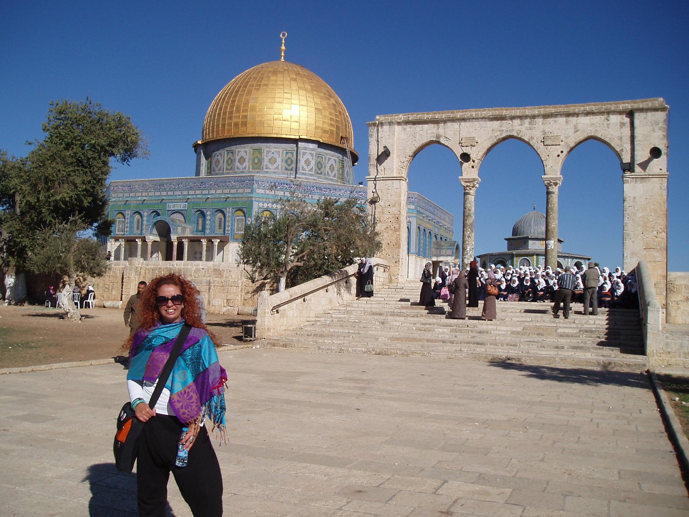 Mesquita de Suleiman, Jerusalém